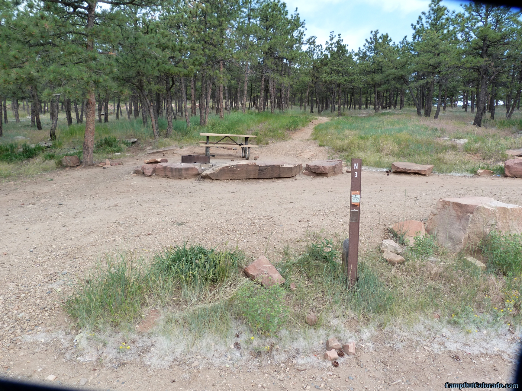 camp-out-colorado-carter-lake-campsite