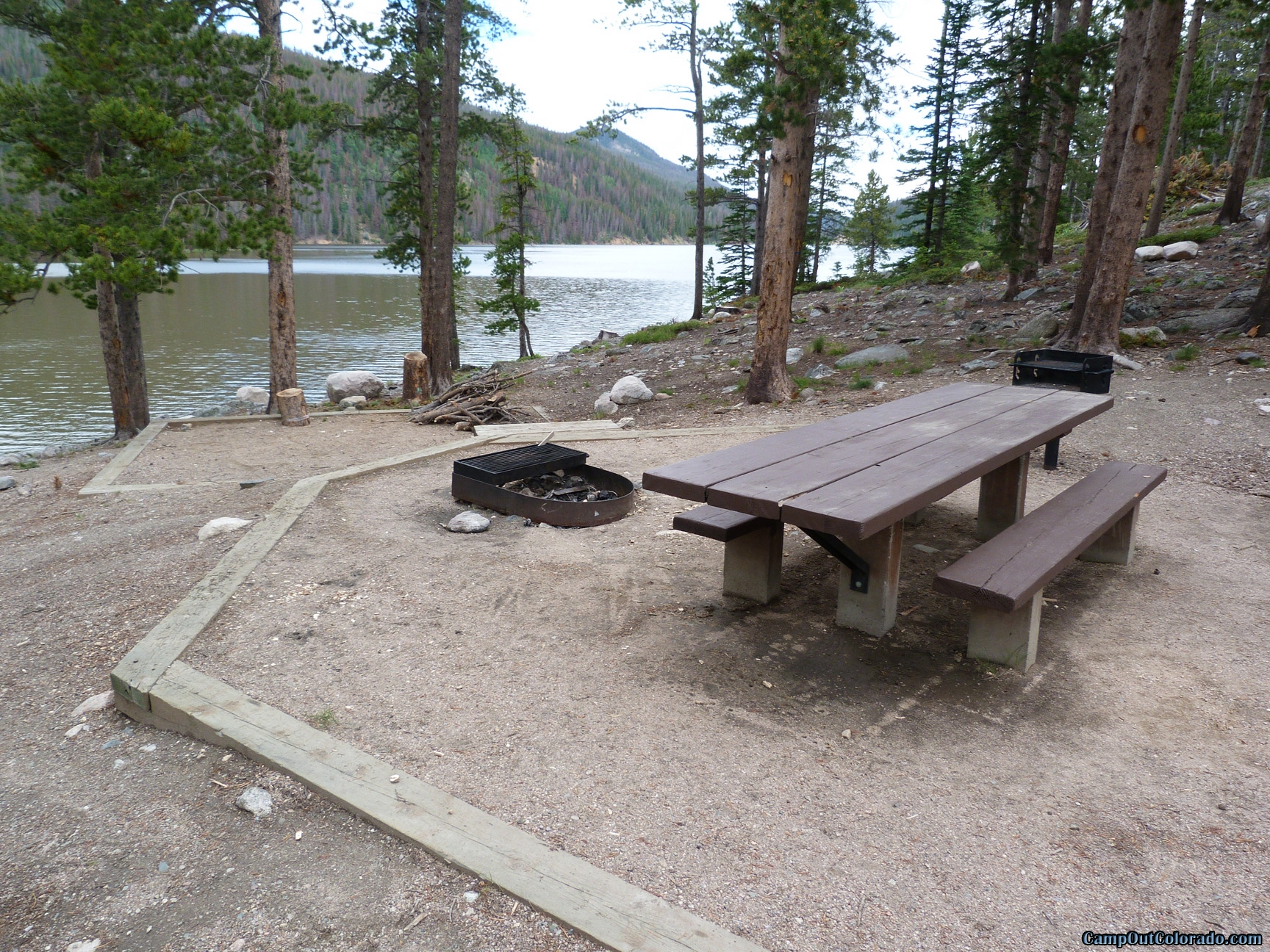 Camping Review of Chambers Lake Campground