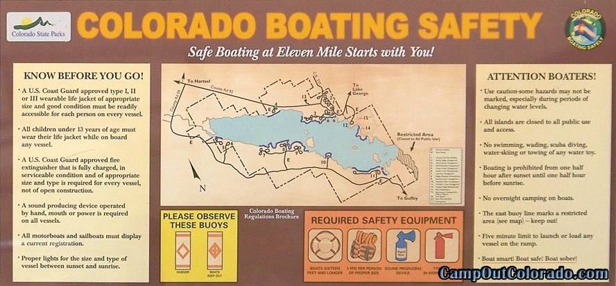 camp-out-colorado-eleven-mile-state-park-boat-regulations