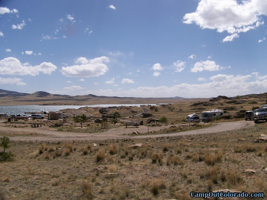 camp-out-colorado-eleven-mile-state-park-campground-loop