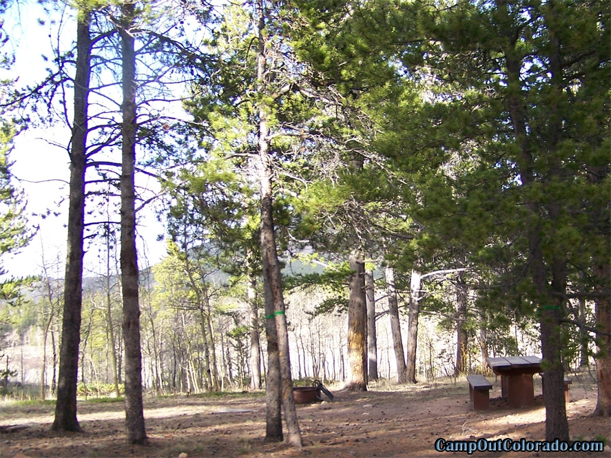 camp-out-colorado-kenosha-pass-campground-campsite-view