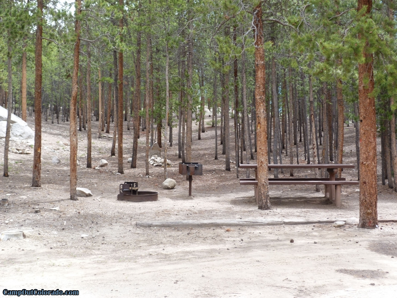 camp-out-colorado-lakeview-campground-forest-fire-campsite