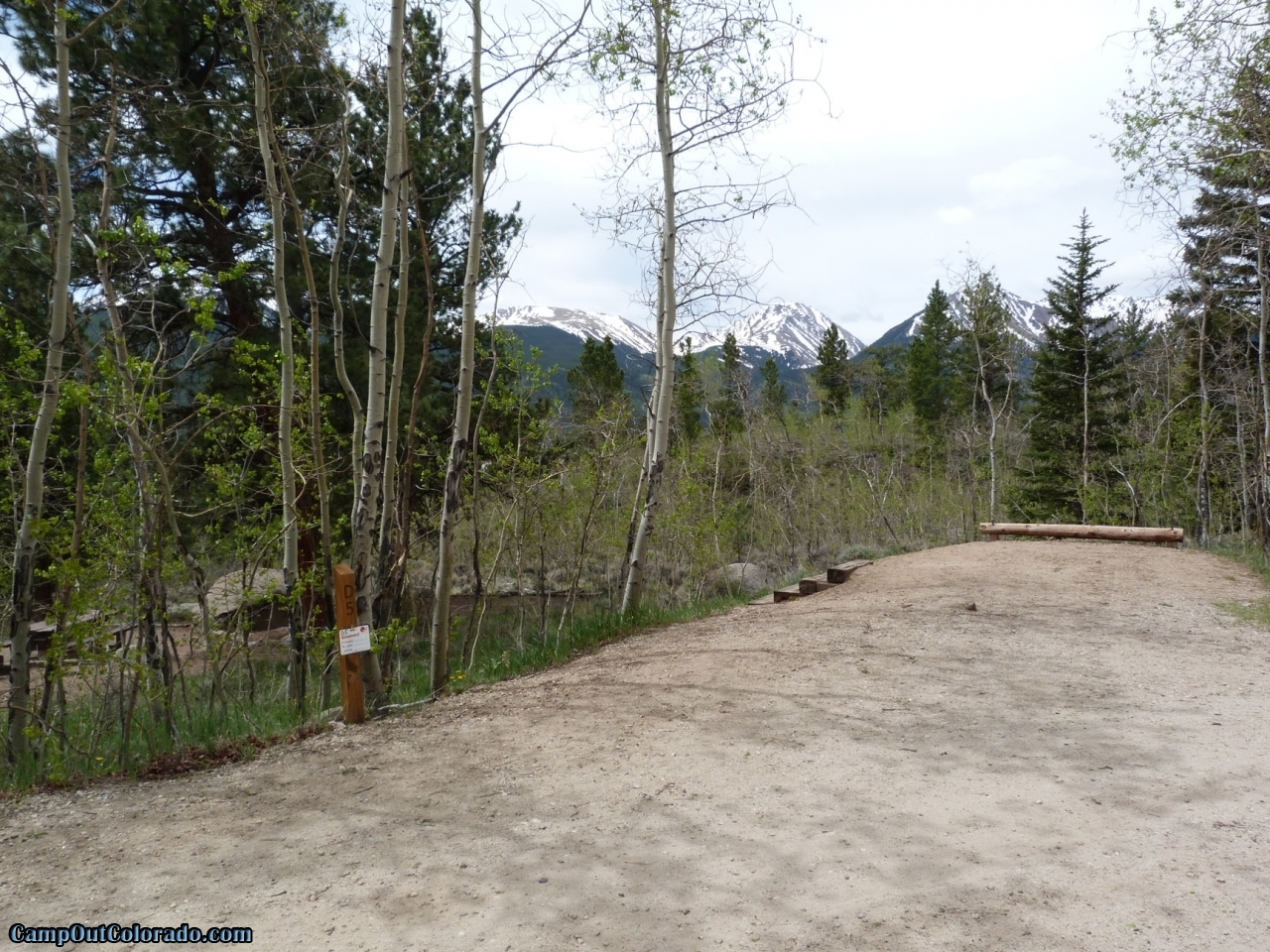 camp-out-colorado-lakeview-campground-parking-over-campsite