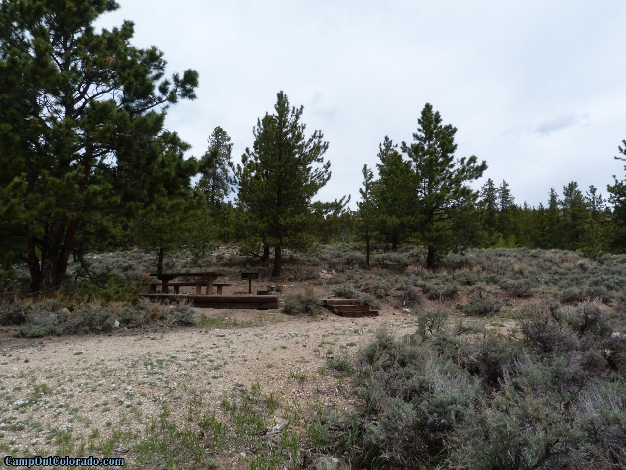 camp-out-colorado-lakeview-campground-uneven