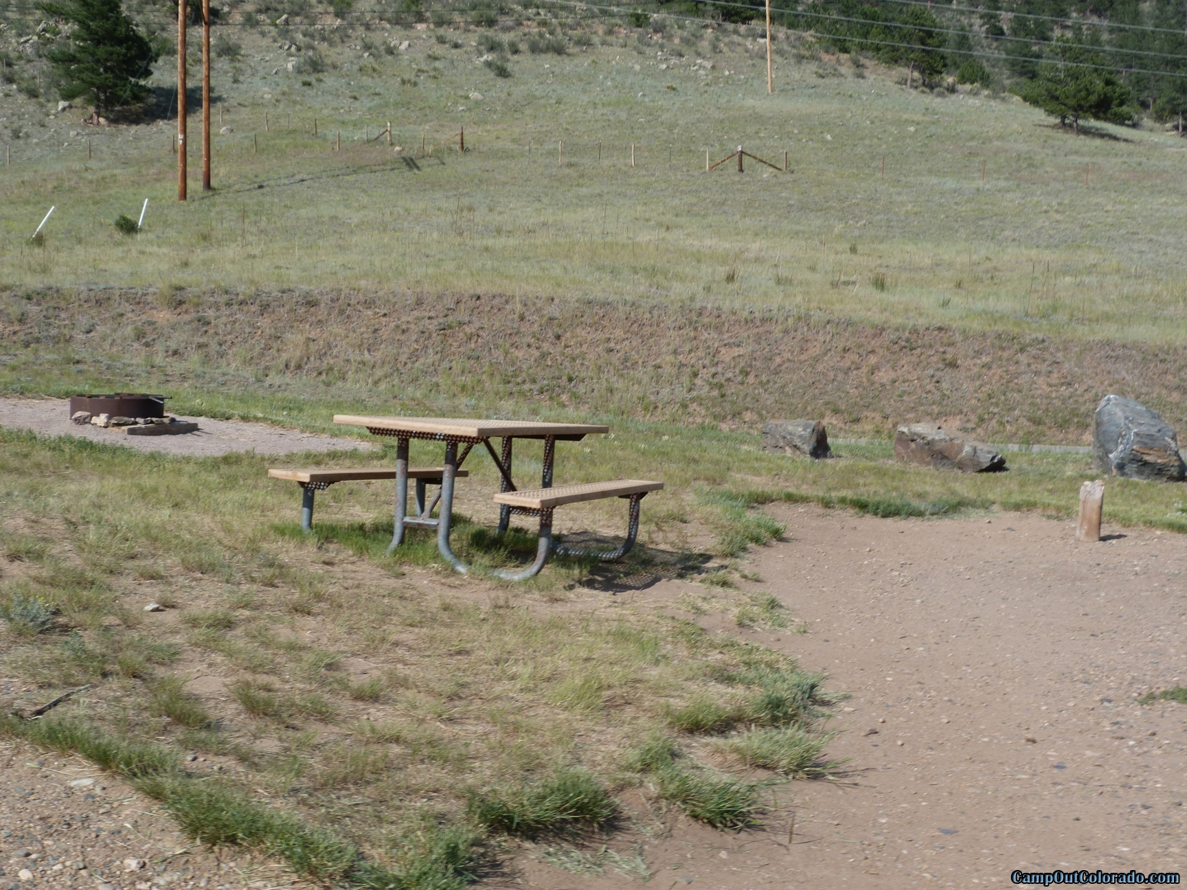 camp-out-colorado-pinewood-road-side-camping