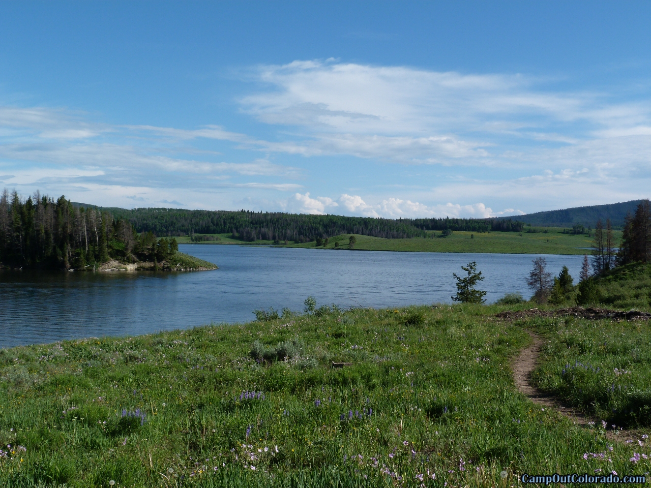 Image Gallery Steamboat Lake