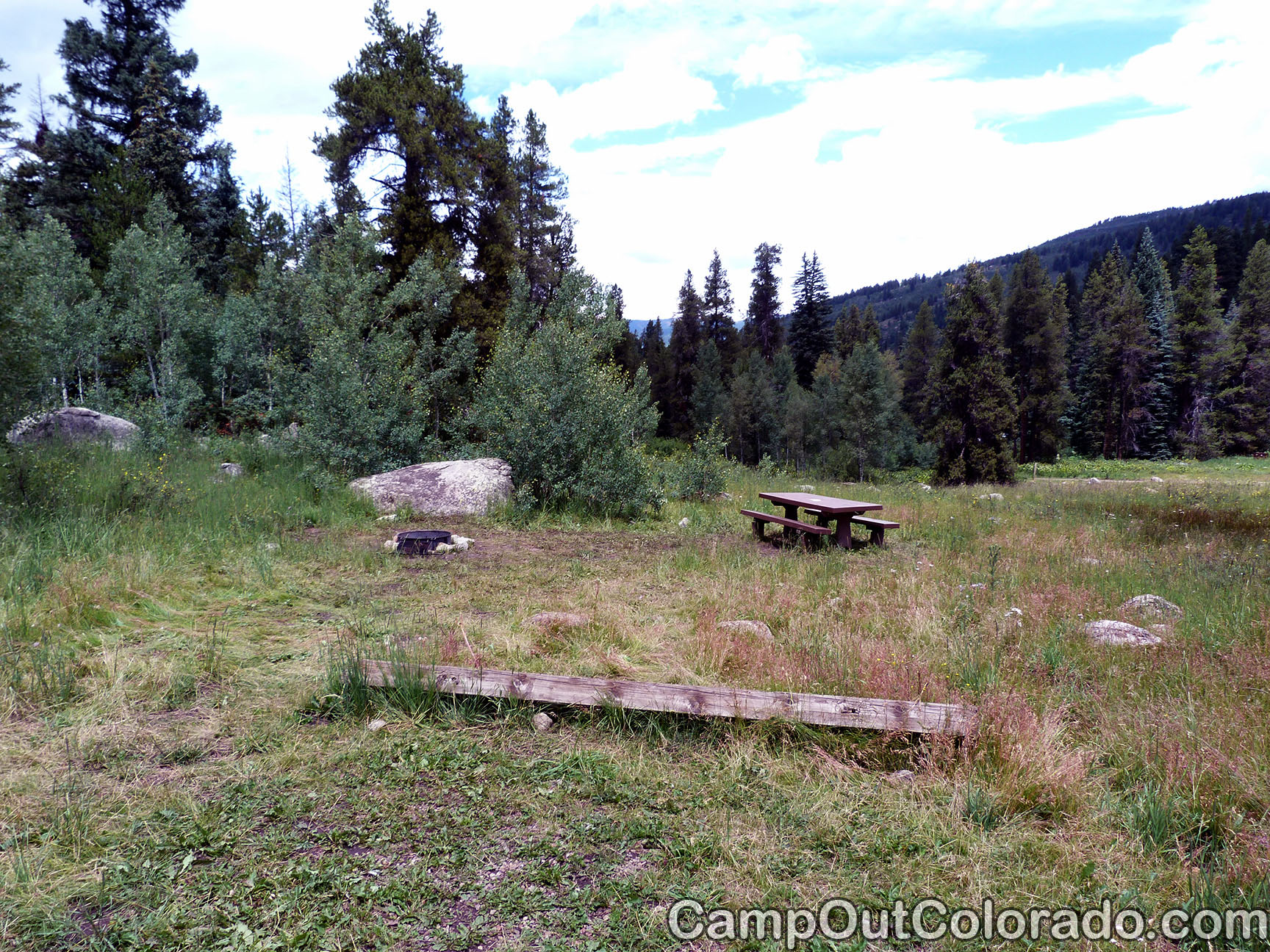 Campground-meadow-campsite 1