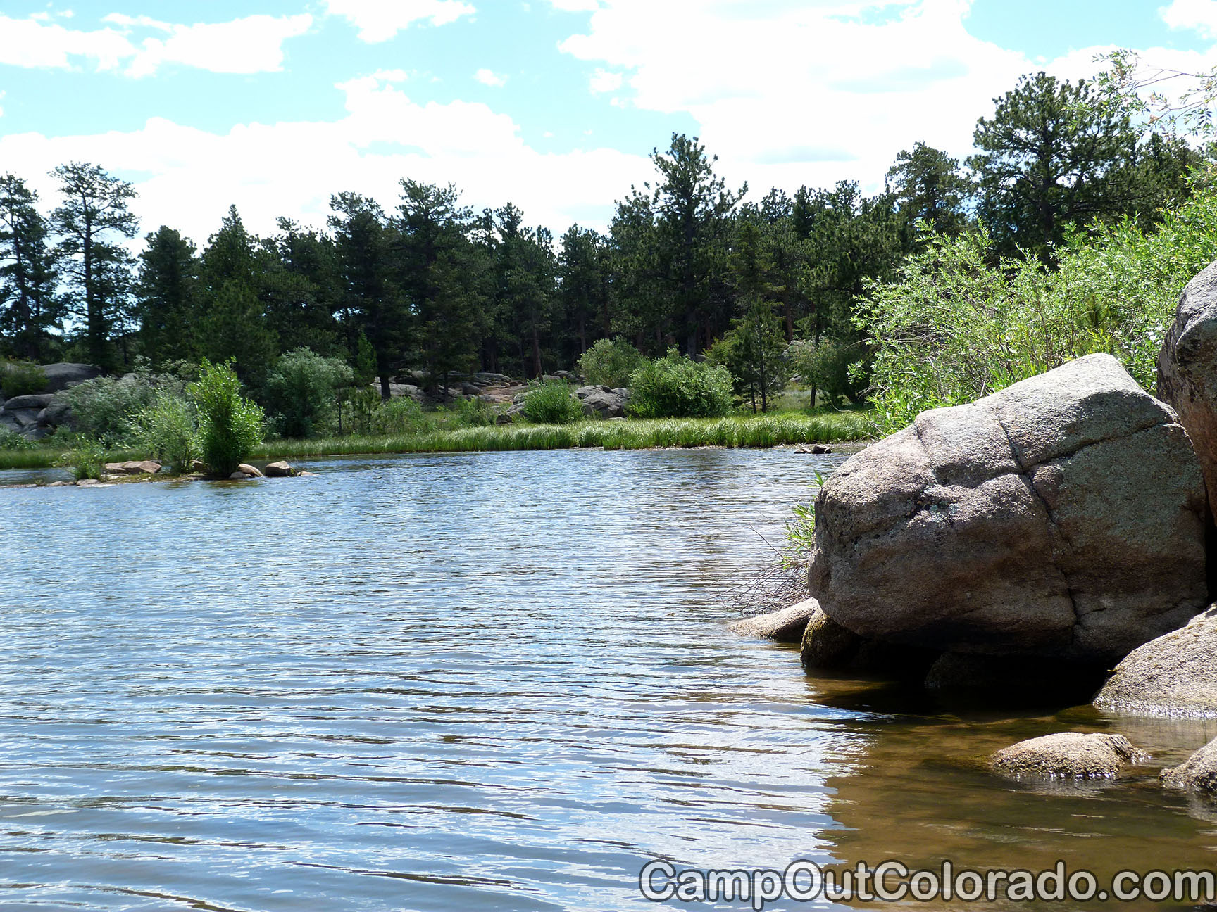 Campoutcolorado-dowdy-lake-campground-crawdad-cove