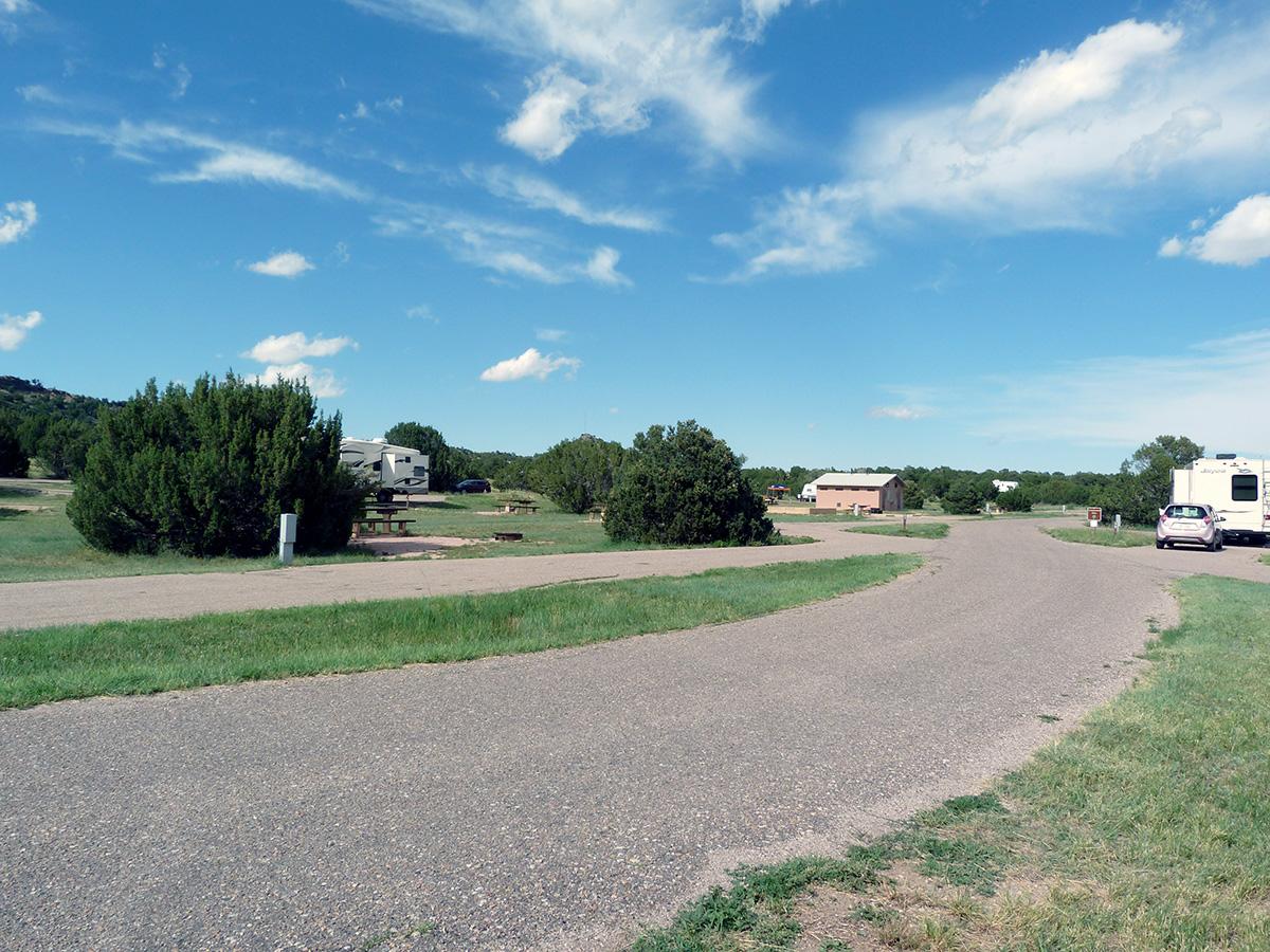 Campoutcolorado-lathrop-state-park-campground-camp-spacing