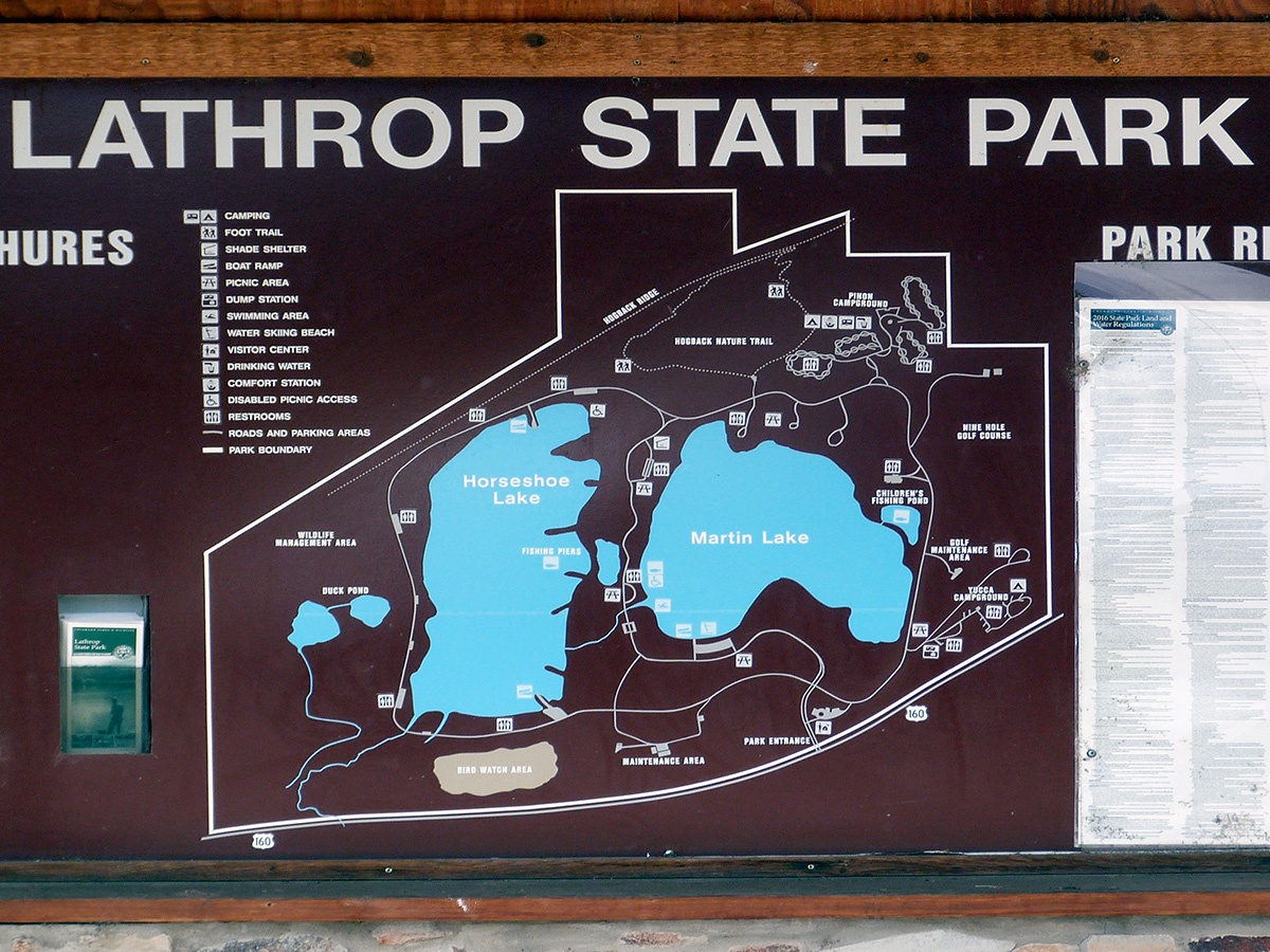 Lathrop State Park Camping Review