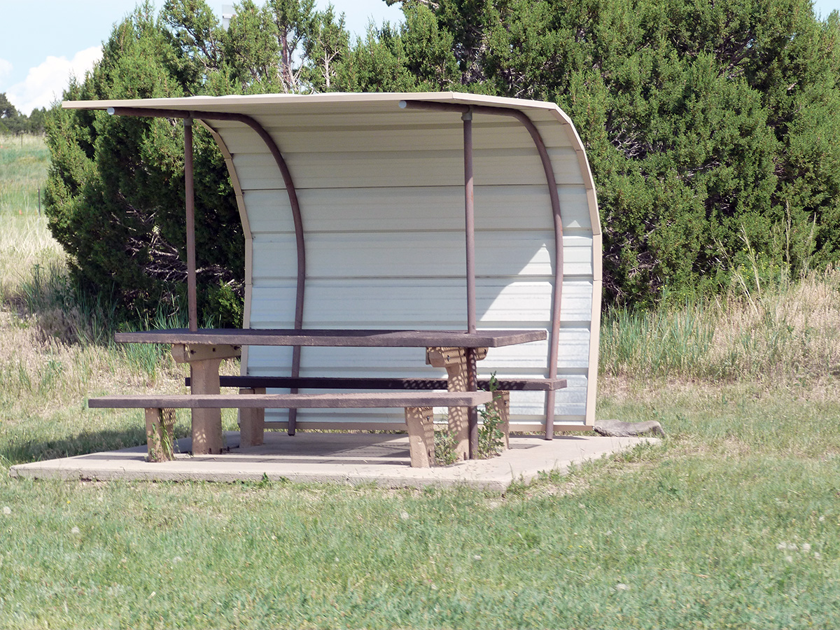 Campoutcolorado-lathrop-state-park-campground-wind-break