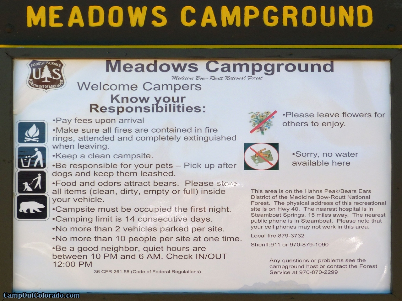 campoutcolorado-meadows-campground-rabbit-ears-kiosk