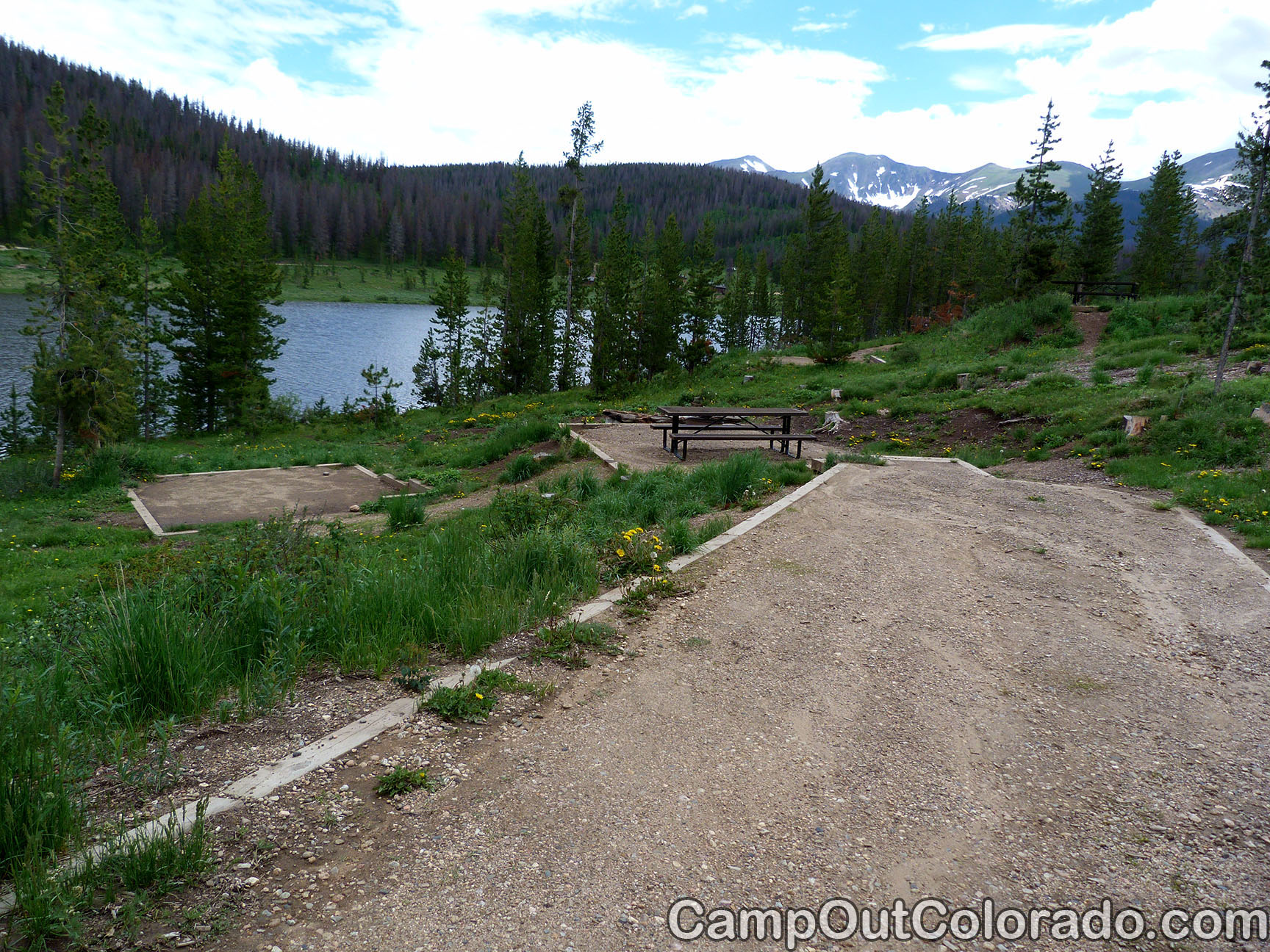 Campoutcolorado-north-michigan-reservoir-campground-tiered-camping