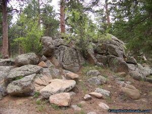 boulder-pile
