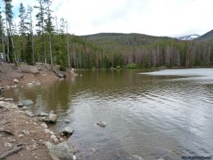 camp-out-colorado-chambers-lake-campground-steep-shore