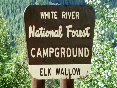 Camp-out-colorado-elk-wallow-sign