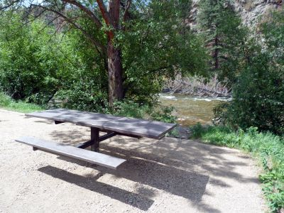 Camp-out-colorado-kelly-flats-campground-campsite-shade
