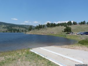 camp-out-colorado-pinewood-boat-ramp