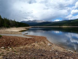 Camp-out-colorado-turquoise-lake-boat-ramp