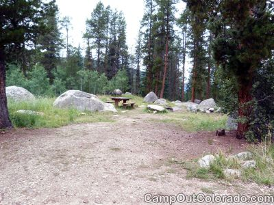 Campground-rocky-campsite 1