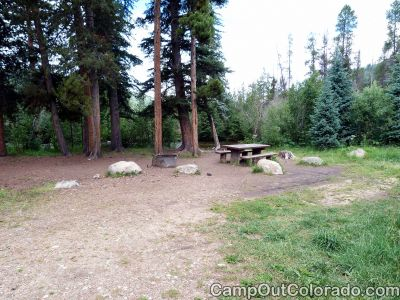 Campground-stream-side-camping 1