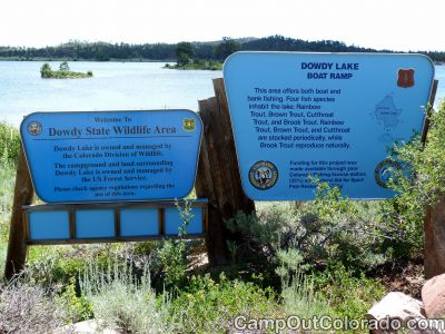 Campoutcolorado-dowdy-lake-campground-boat-rules