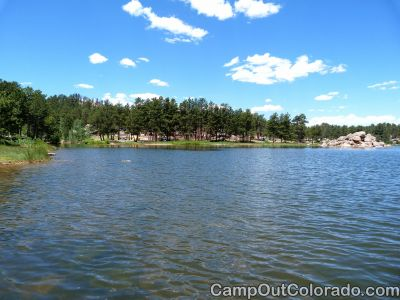 Campoutcolorado-dowdy-lake-campground-fishing-area