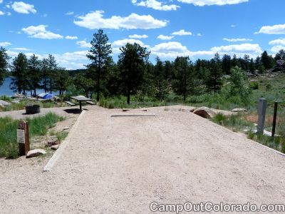 Campoutcolorado-dowdy-lake-campground-well-groomed