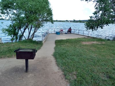 Campoutcolorado-lathrop-state-park-campground-fishing-pier