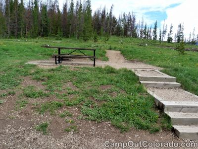Campoutcolorado-north-michigan-reservoir-campground-hillside-camping