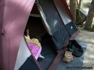 open-tent-camping