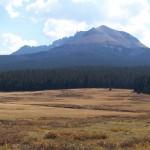 Lizard Head Pass Wilderness Camping Review - Open Area