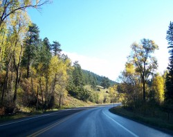 Colorado Mountain Roads