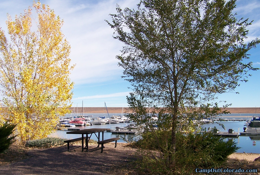 Chatfield state park campground review camp out colorado for Chatfield fishing report