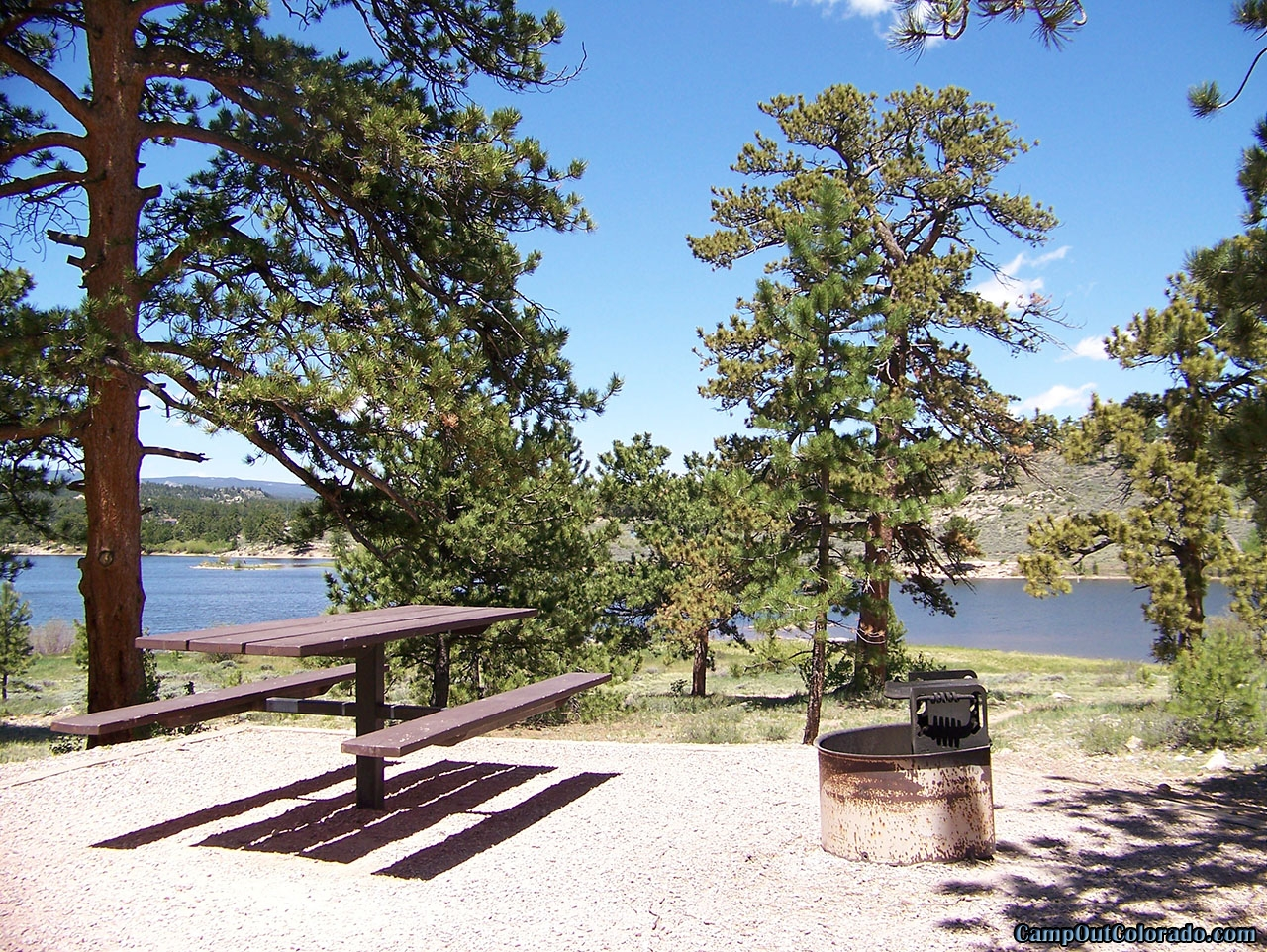 West Lake Campground Camping Review - Camp Out Colorado