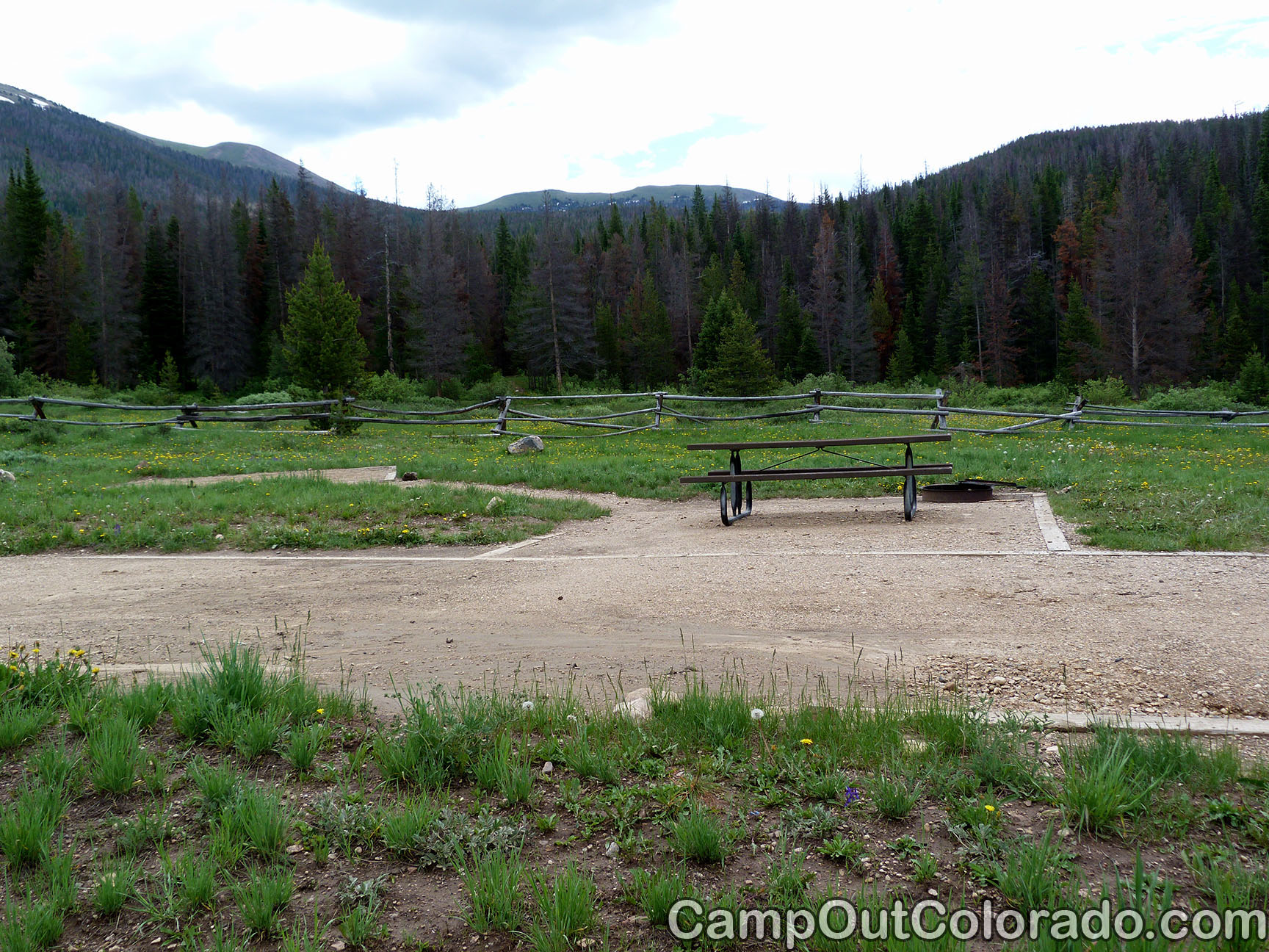 Camp-out-colorado-bockman-campground-low-profile-fire-ring