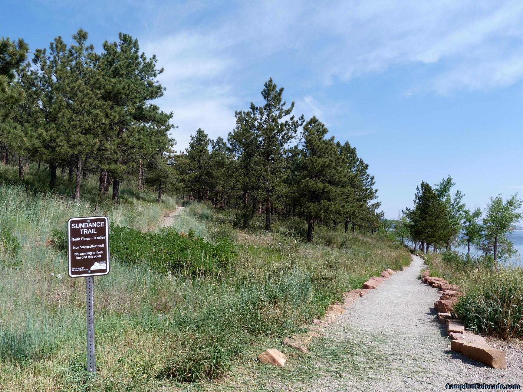 camp-out-colorado-carter-lake-hiking