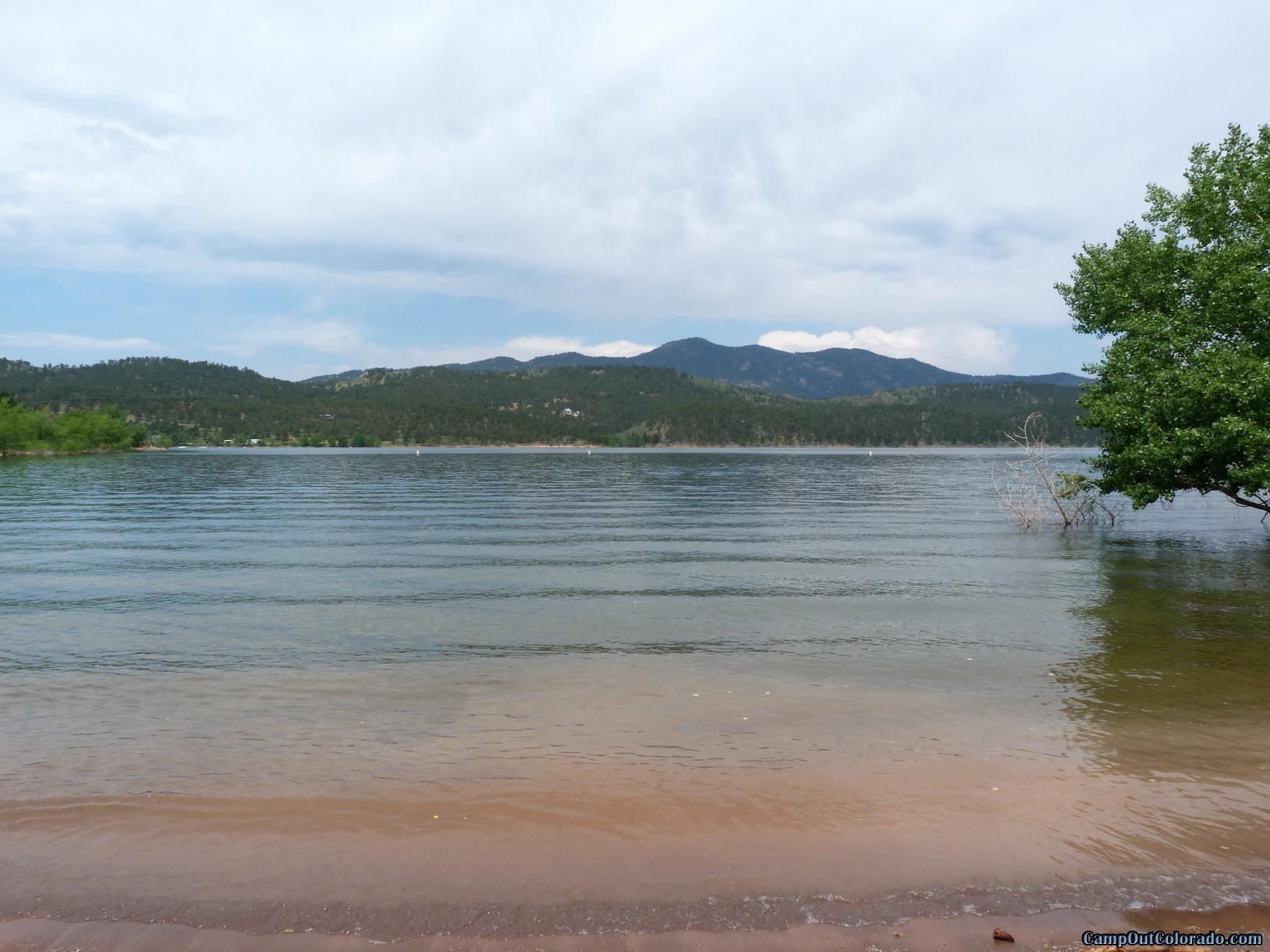 camp-out-colorado-carter-lake-scuba
