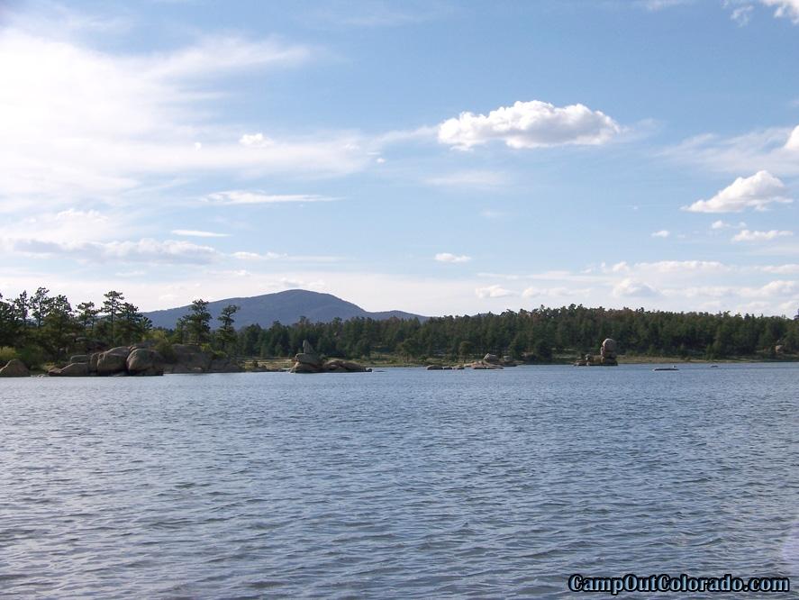 camp-out-colorado-dowdy-lake-boating