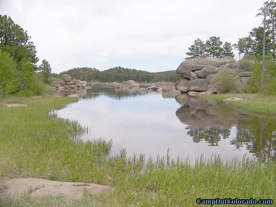 camp-out-colorado-dowdy-lake-inlet