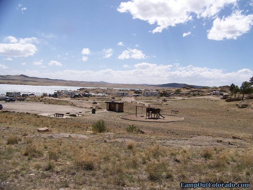 camp-out-colorado-eleven-mile-state-park-campground-playground