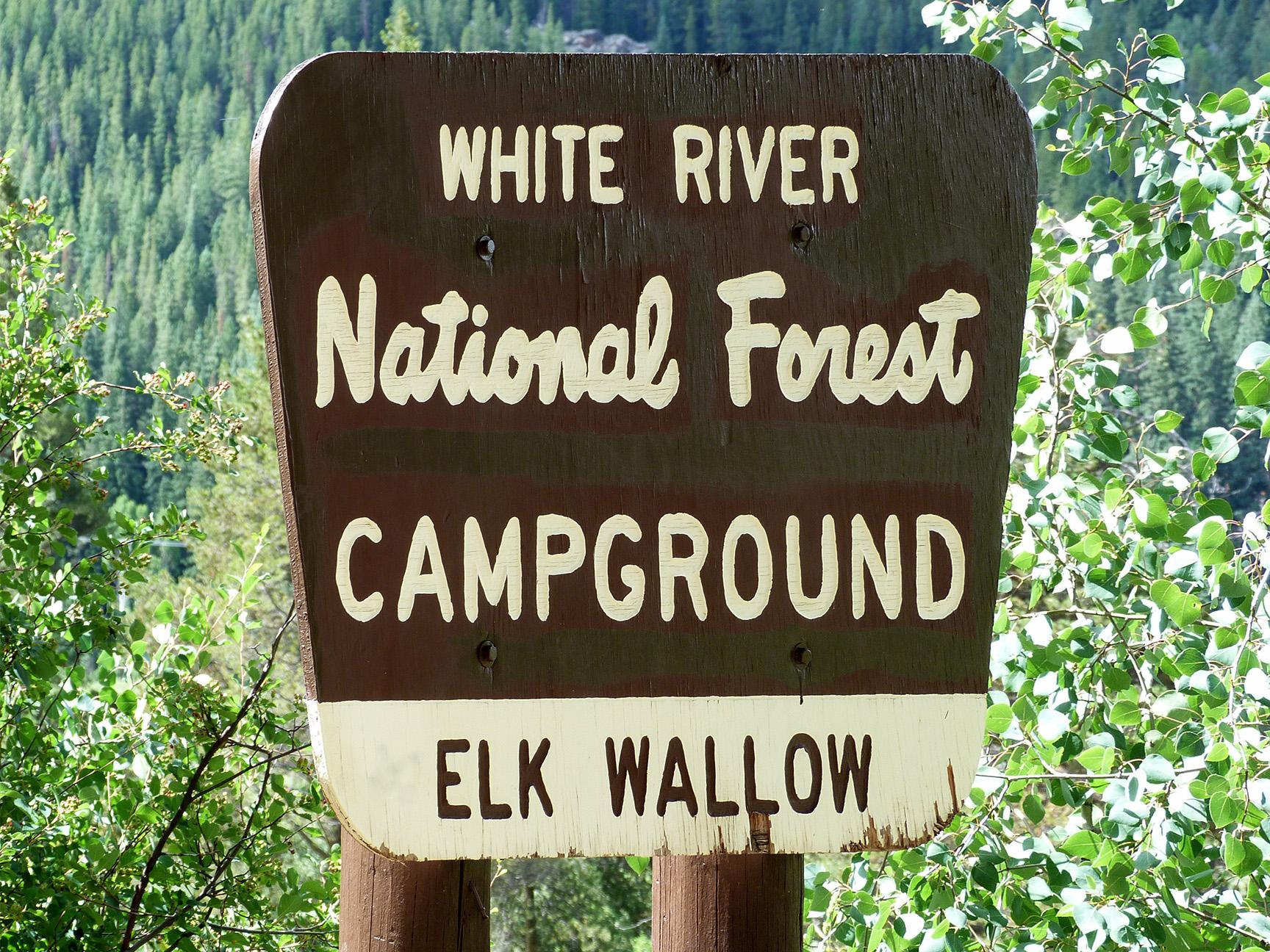 Camp-out-colorado-elk-wallow-sign
