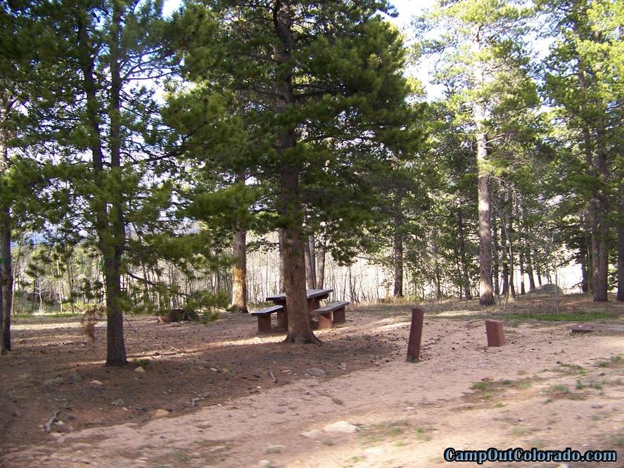 camp-out-colorado-kenosha-pass-campground-campsite-layout