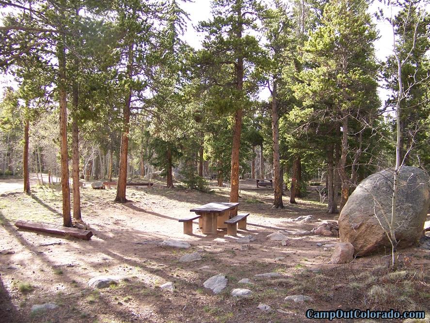 Kenosha Pass Campground Camping Review
