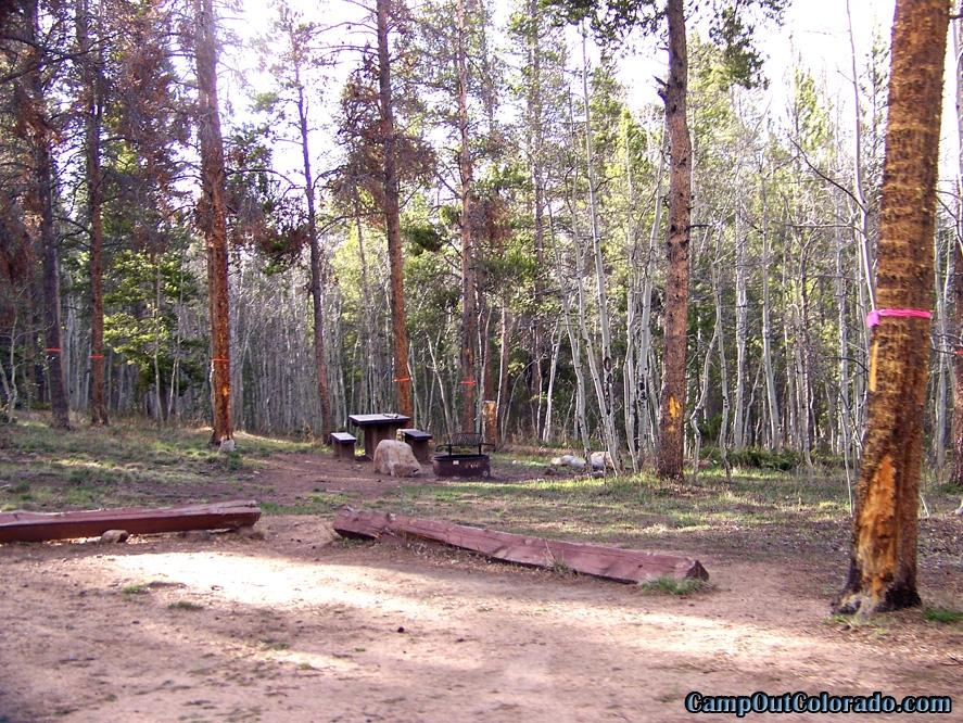 camp-out-colorado-kenosha-pass-campground-campsite