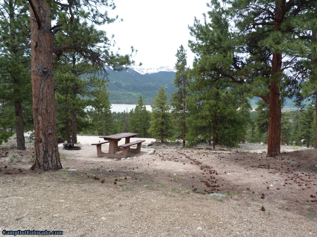 Camping Review of Lakeview Campground