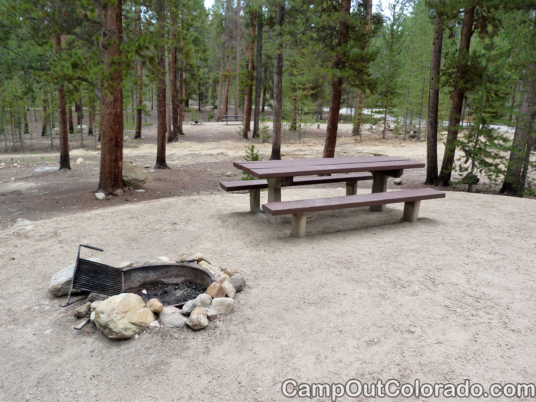 Molly Brown Campground Camping Review