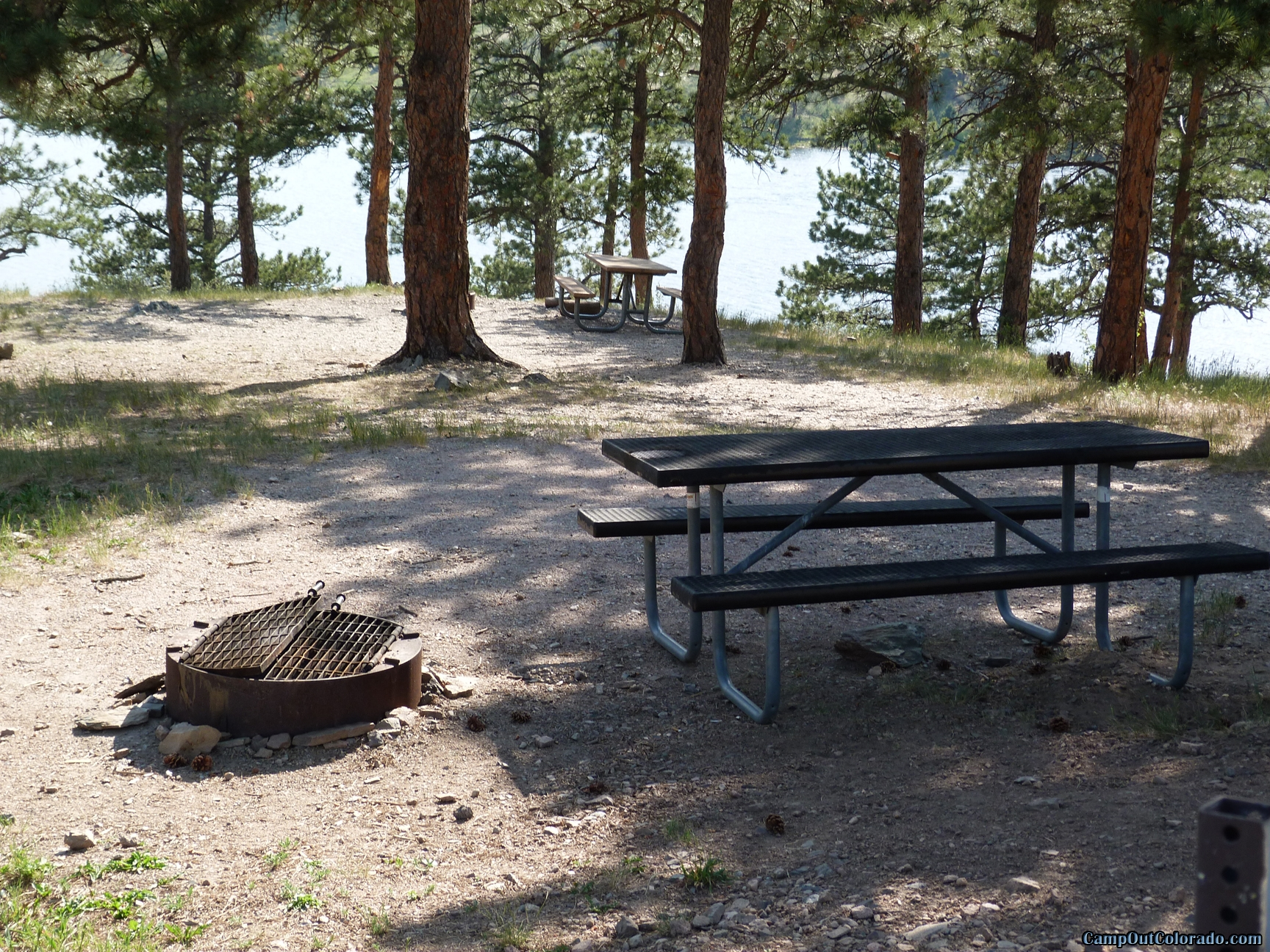 Pinewood Reservoir Campground Camping Review