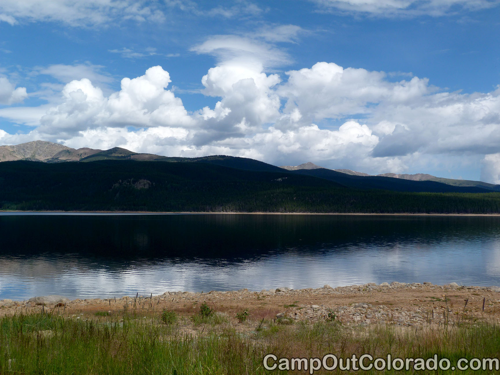 Camp-out-colorado-turquoise-lake-calm