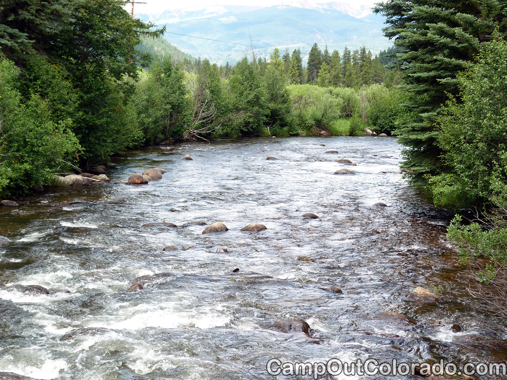 Campground-frying-pan-river 1